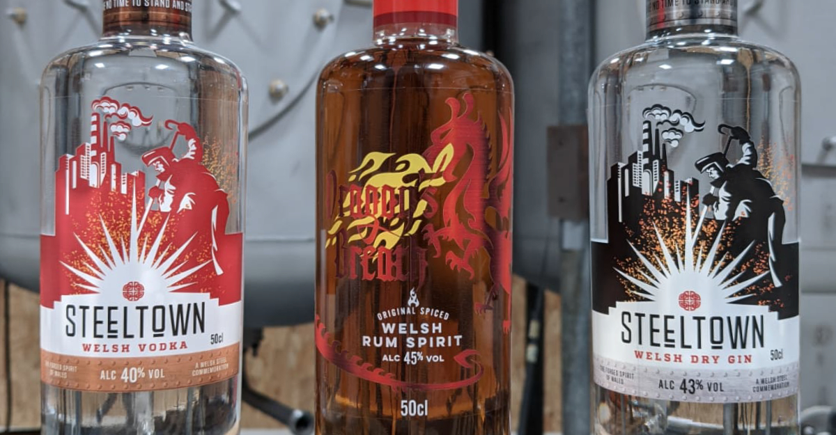 The Spirit of Wales Distillery